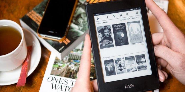 Amazon kindleなら0円でおすすめな本がある!